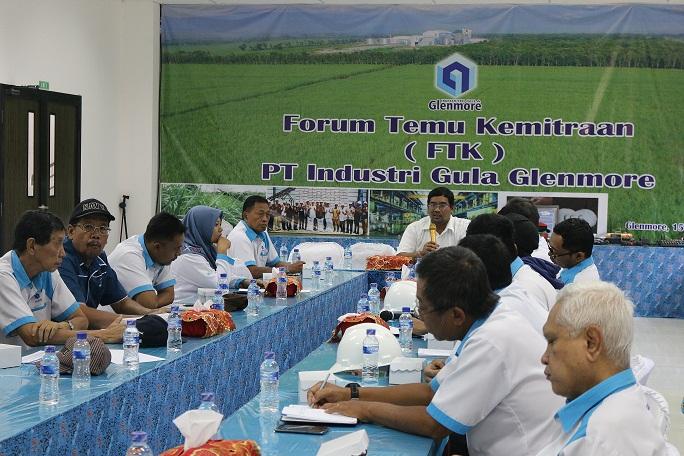 Pembentukan Strukturisasi P2K3 Untuk Langkah Awal Menjaga Pekerja
